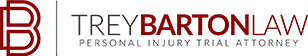Trey Barton Law Personal Injury Trial Attorney Logo